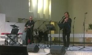 Pekka Simojoki ja Jarkko Jouppi