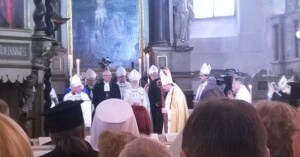 Ordination and concecration