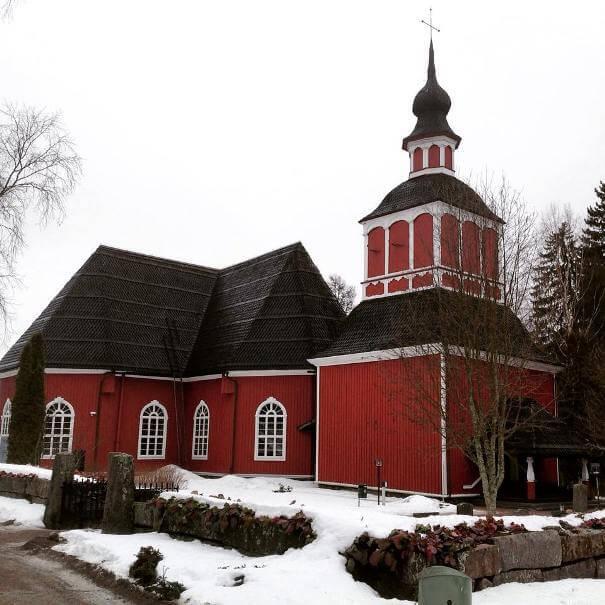 Kirkko ja seurakunta