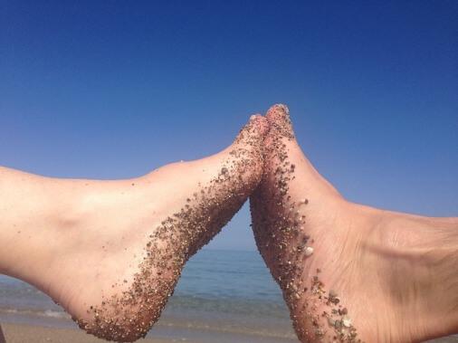 Riisu kengät maa jolla seisot on pyhä