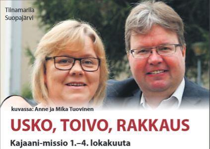 Kajaani_missio_usko_toivo_rakkaus