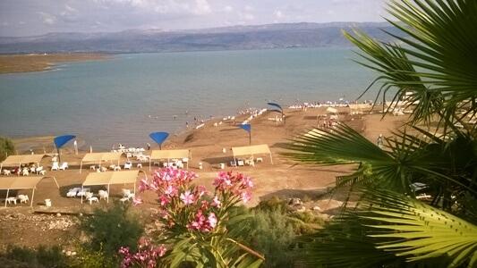 Kohteena myös Kuollutmeri