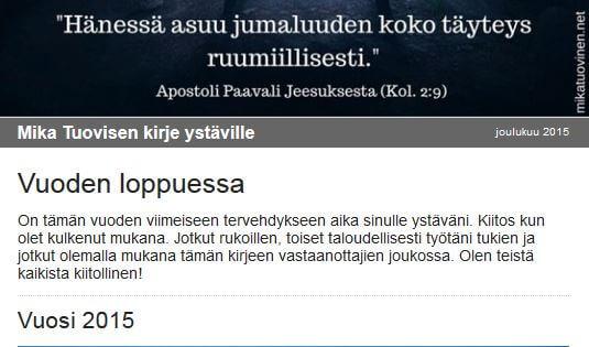 MikaTuovisen_joulukirje_2015_kuvakaappaus