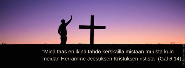 Evankeliumi ja Jeesuksen risti