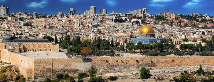 Israelin matkat