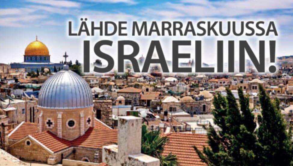 Matka Israeliin