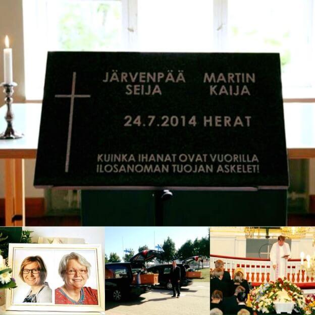 Seija_Järvenpää_Kaija_Martin_2014
