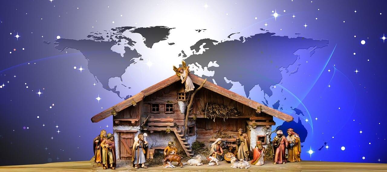 Jeesuksen syntymä ja joulun sanoma