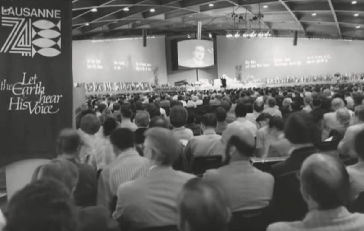 Lausanne congress world evangelism