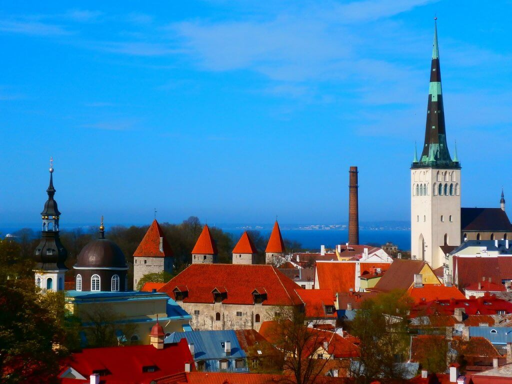 Tallinnan kirkot