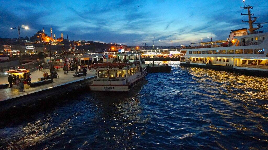 Istanbul_laivaliikenne