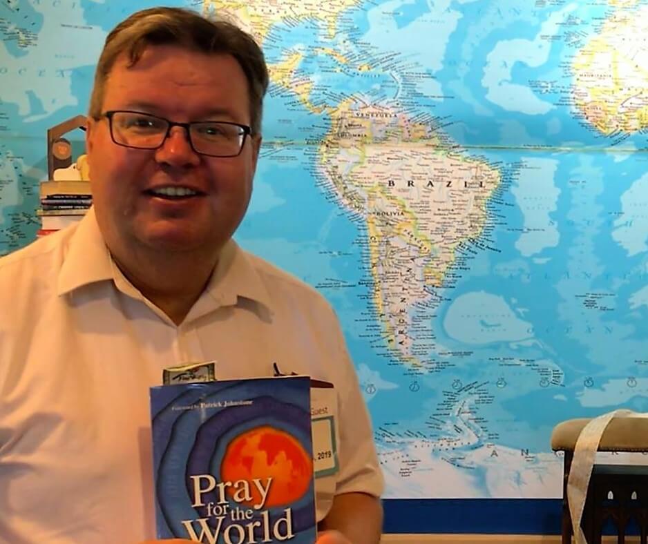 menkää kaikkeen maailmaan lähetystyö
