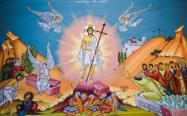 Jeesuksen ylösnousemus