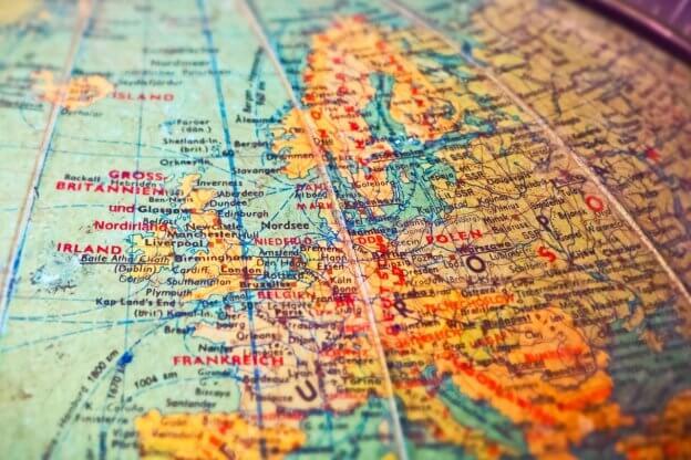 Kristillinen lähetystyö Euroopassa