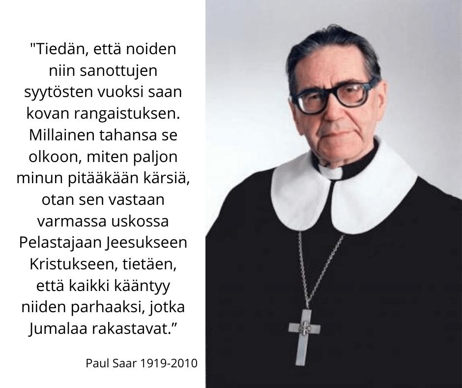 Rovasti Paul Saar